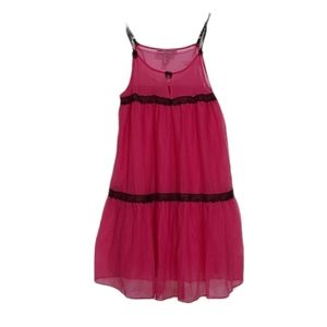 Betsey Johnson Intimates Tiered Babydoll Dress